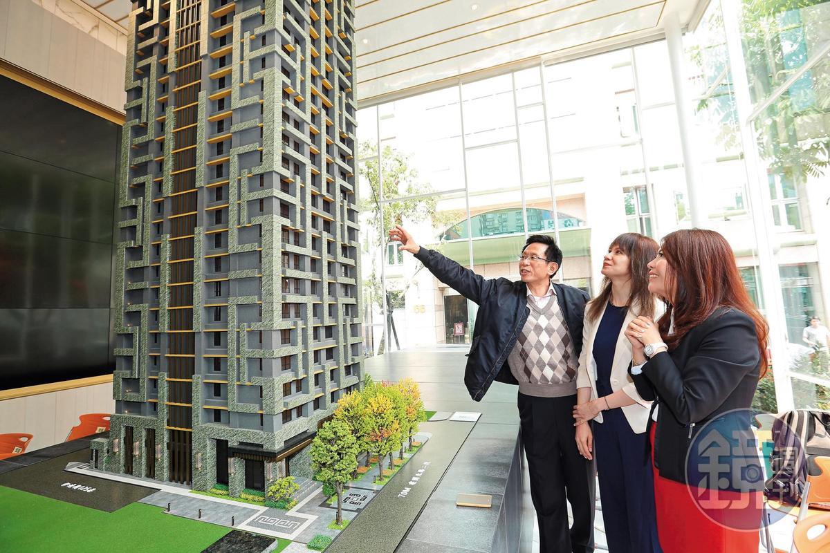 重劃區最大優勢在於價格相對便宜且屋齡輕,社區空間規劃寬敞。