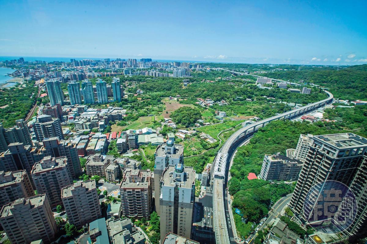 重劃區屬於新興住宅型態,重大建設及生活機能仍未完善,入住前要做好「長期抗戰」的準備。