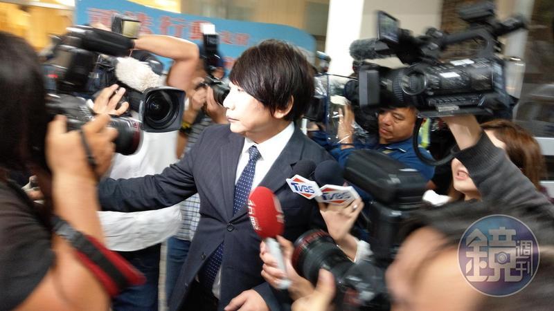 秦偉遭控性侵一審判8年,二審開庭秦偉仍強調自己無罪。
