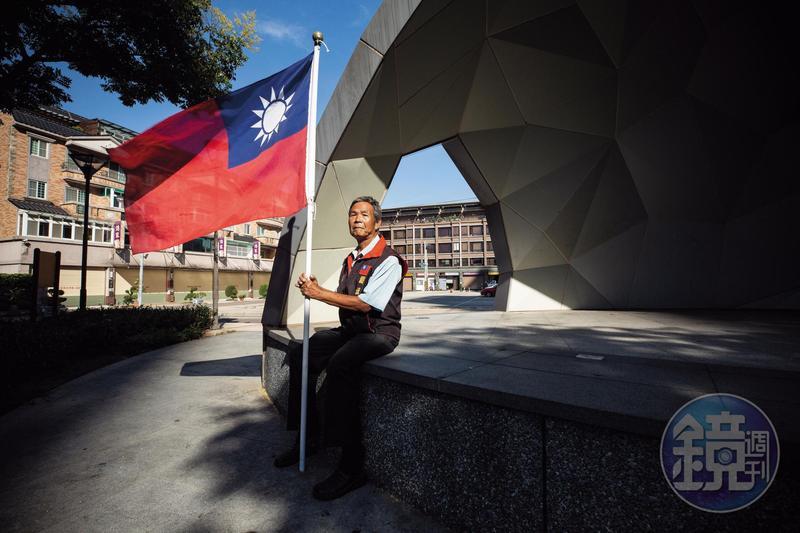 張老旺今年舉辦國慶升旗的地點,就在自家國旗屋米干店附近的雲南文化公園,適逢年底選舉,他說人潮很可能更甚以往。