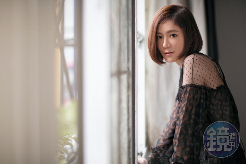 尹馨的外貌常讓人忽略她的演技與努力。