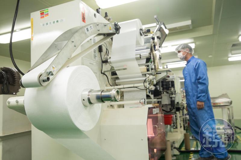南六企業現為亞洲第二大不織布供應商。
