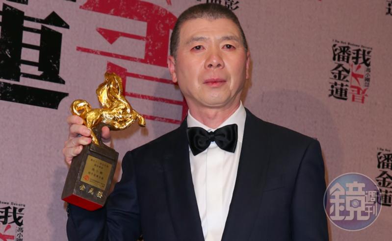 馮小剛被報導是中國官方下一個查稅的大咖,他自已則先補繳了多四百萬台幣的「管理費」。(本刊資料照)