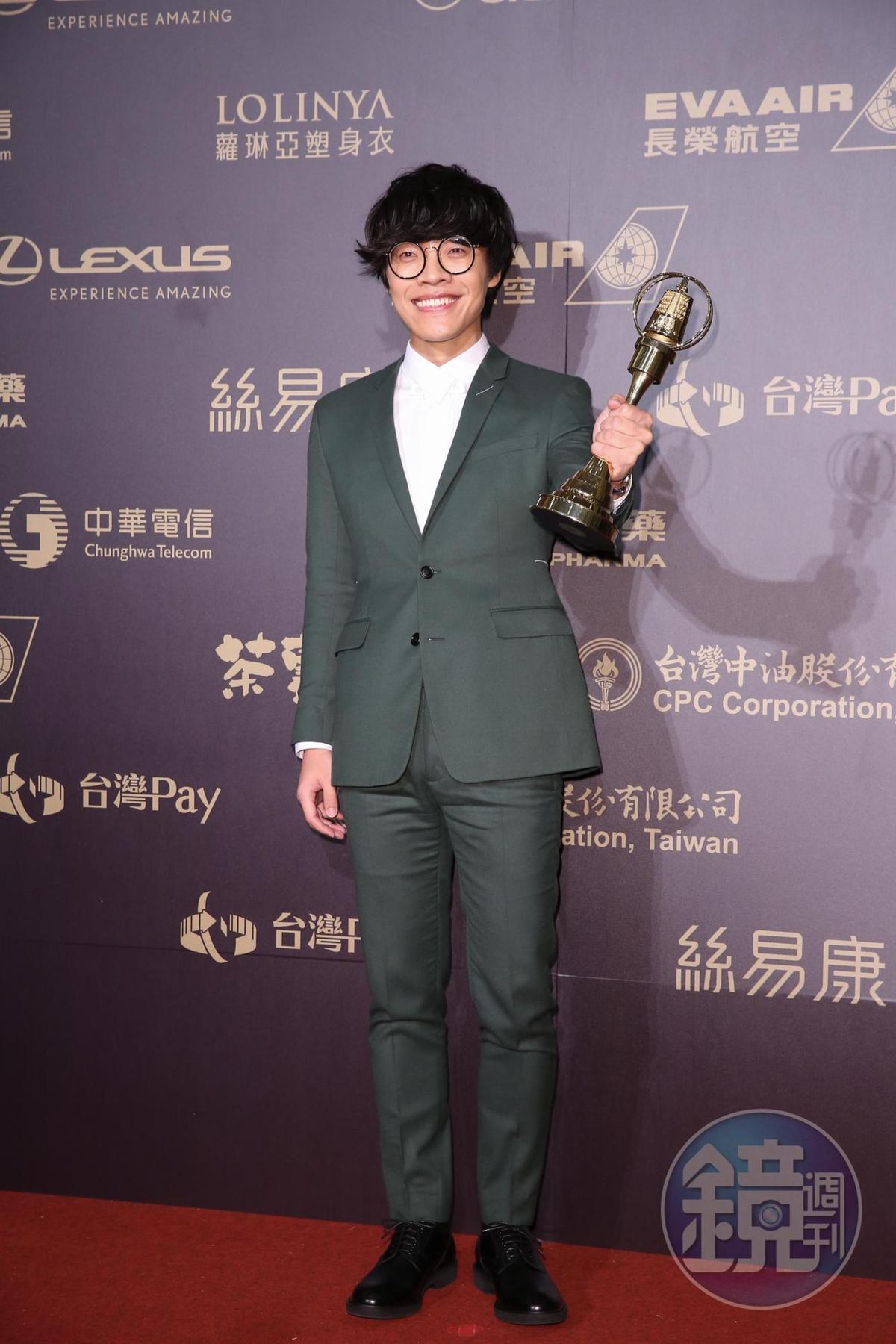 戲劇評審團對於盧廣仲的表現給予極高肯定。