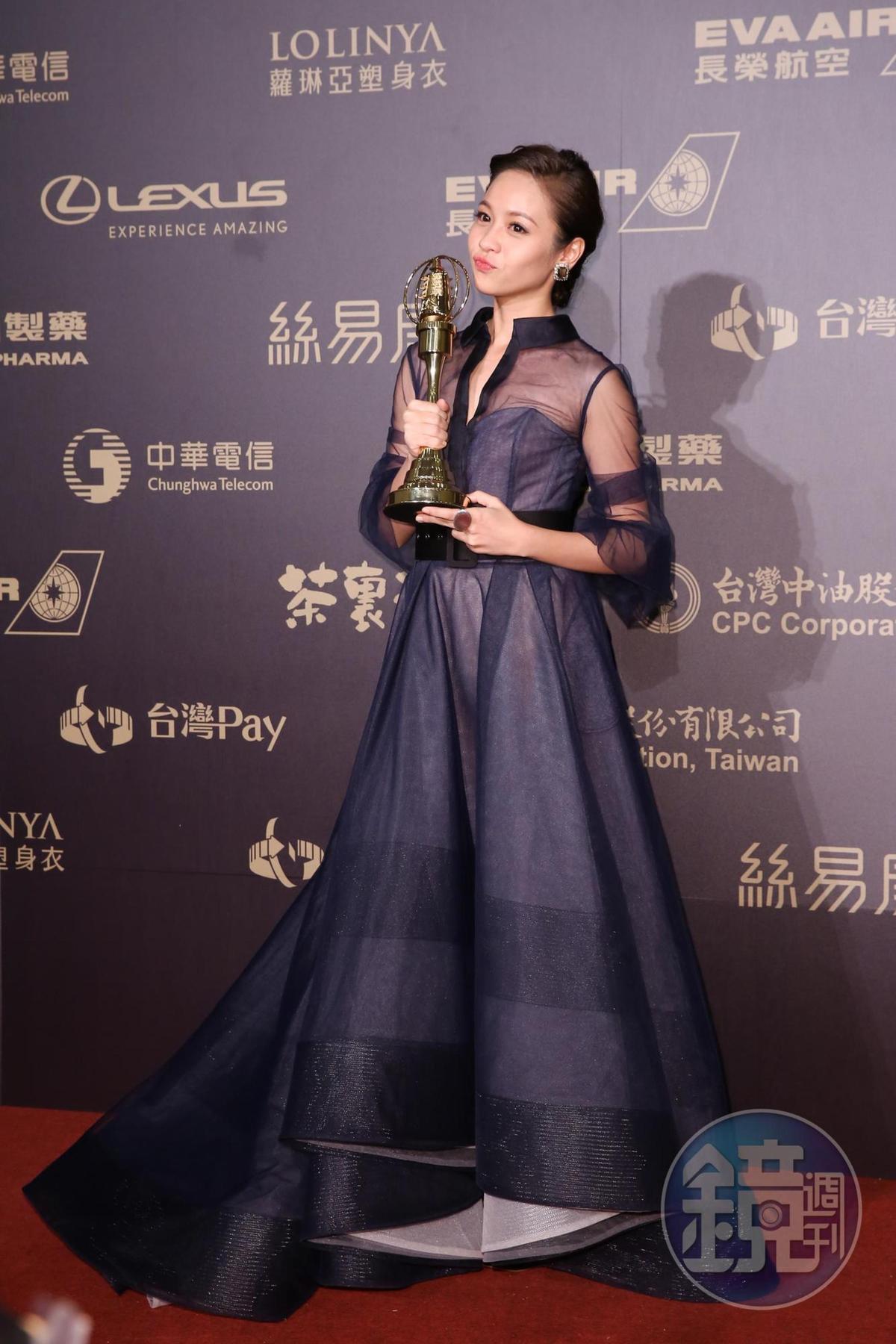 黃姵嘉在《台北歌手》中的演出被認為難度很高。