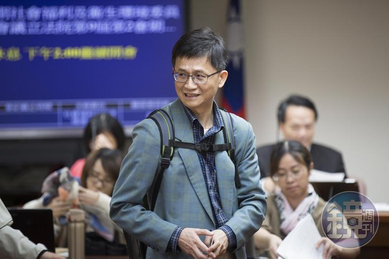 環保署副署長詹順貴今(6日)選擇在臉書上發聲明宣布請辭。(本刊資料照)