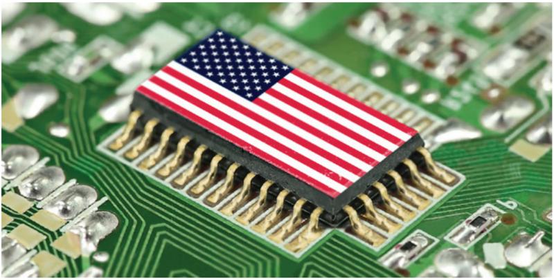 《彭博商業週刊》報導,指中國軍方特務透過伺服器生產鏈,以植入惡意晶片的方式對美國進行間諜活動。(網路截圖,whitehouse.org)