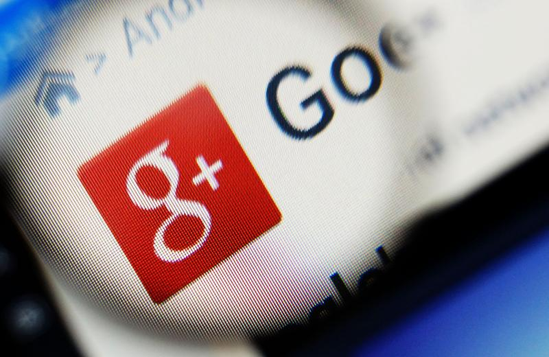 Google認了社群網站Google+有洩漏用戶個資問題,加上用戶數縮減,選擇關站處理。(東方IC)