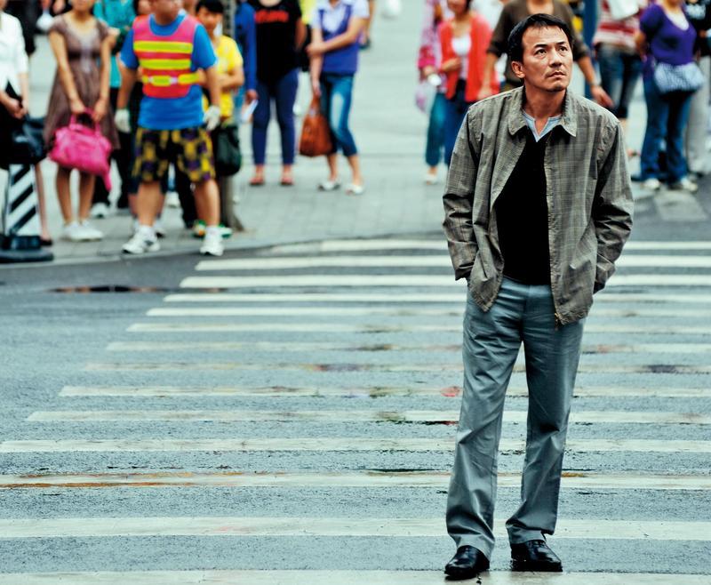 戴立忍曾拍攝《不能沒有你》獲金馬46的最佳導演殊榮。年逾50的他,雖然片約變少,卻過著知天命的生活。(東方IC)