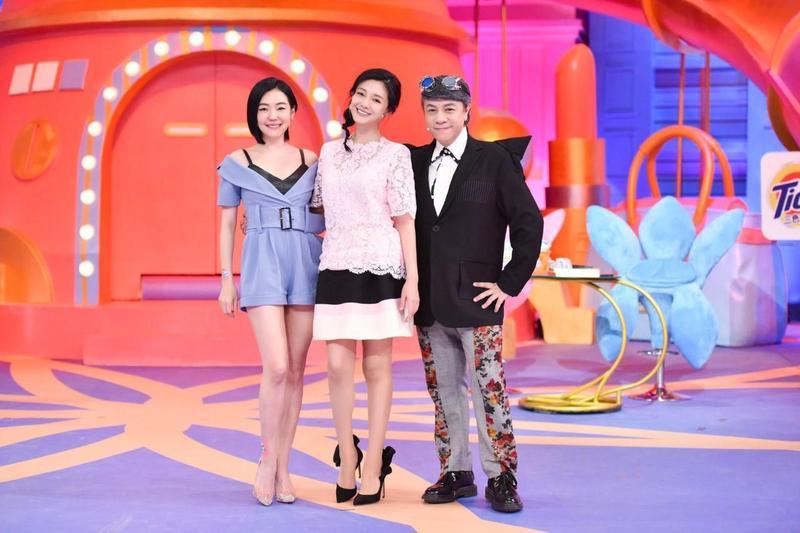 小S、蔡康永攜手主持新節目《真相吧!花花萬物》將於10月21日起每週日晚間10點,在中天綜合台播出。(中天提供)
