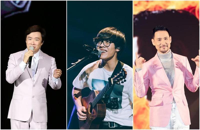 2018年剩下倒數3個月,多場不能錯過的巨星演唱會瞬間爆增。(寬宏藝術、添翼、環球音樂提供)