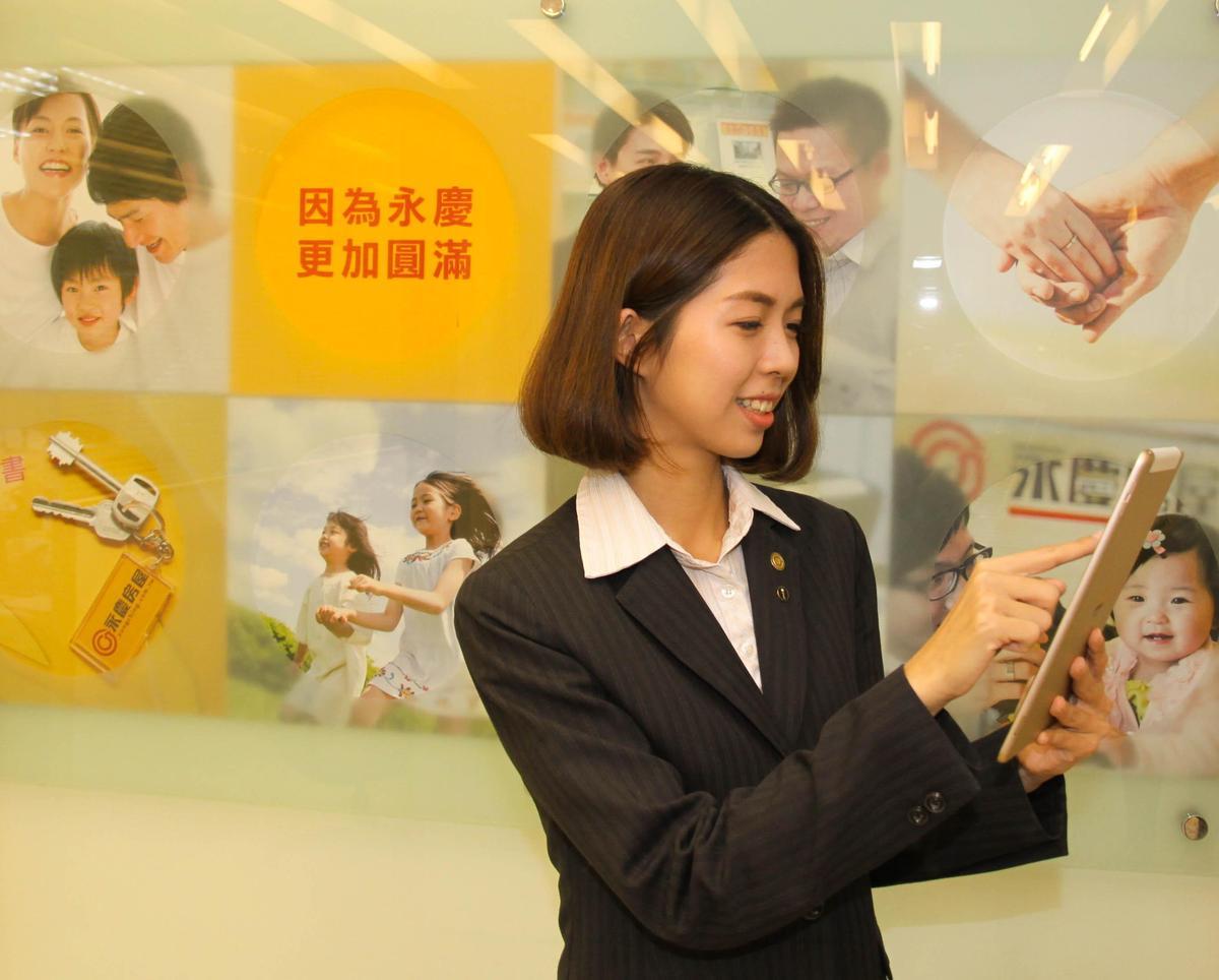 洪綺霙善用科技工具輔助,讓工作超有效率。