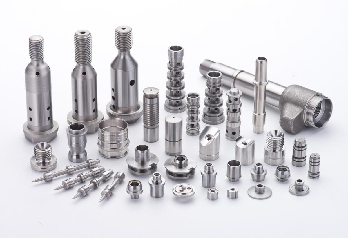 宇隆生產的汽車零組件,供應全球汽車電子大廠BOSCH、Borg Warner等客戶。(宇隆科技提供)