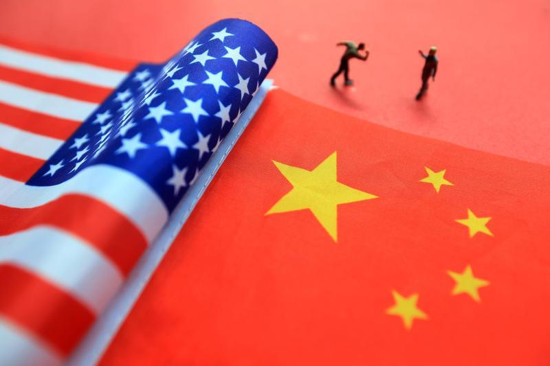 因貿易等議題引發的美中「新冷戰」,在背後推動的是新世代的美國外交官員。(東方IC)