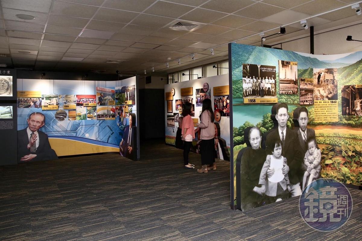 適逢台塑企業創辦人王永慶、王永在逝世10週年及4週年,台塑企業舉辦「緬懷創辦人紀念特展」。