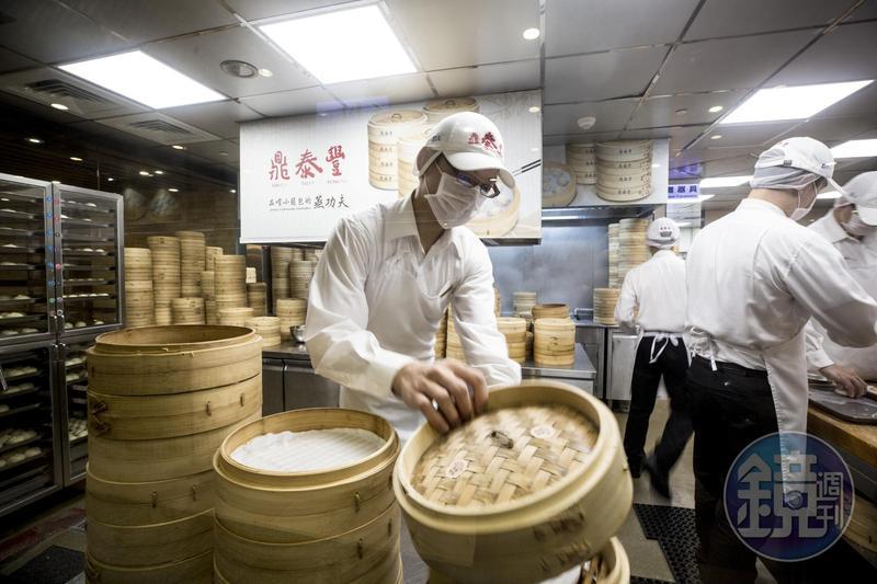 為反映食材和檢驗成本增加,鼎泰豐於日前調漲部分品項價格。