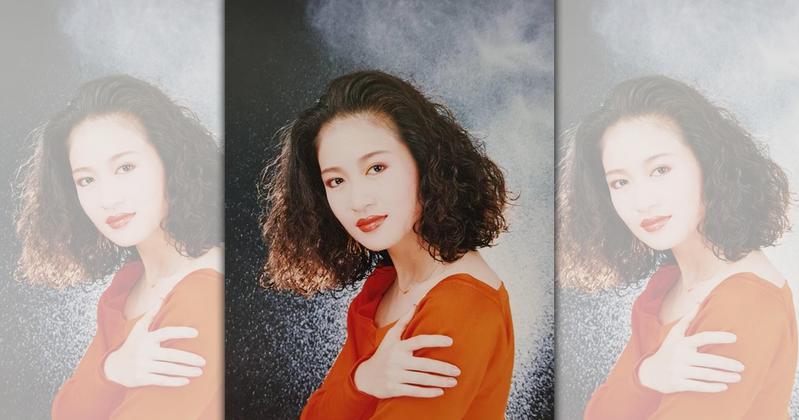 崔佩儀早年以參加港都小姐選美出身,演出的知名戲劇「花系列」令人印象深刻。(翻攝自崔佩儀臉書)