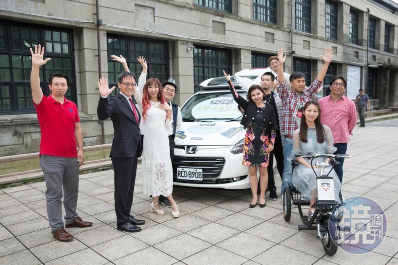 裕隆集團透過國產友善福祉車輛LUXGEN V7創造以「愛,無礙」的友善無障礙交通服務,也與众社會企業共同推動「9453友善旅人計畫」。
