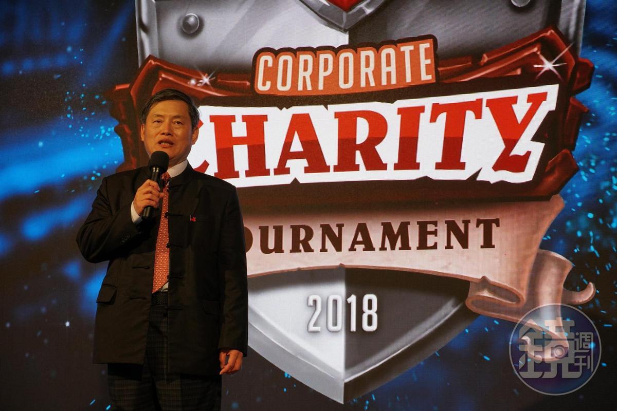 天使心家族社會福利基金會董事陳俊英希望透過活動,幫助更多生活辛苦的愛奇兒家庭。
