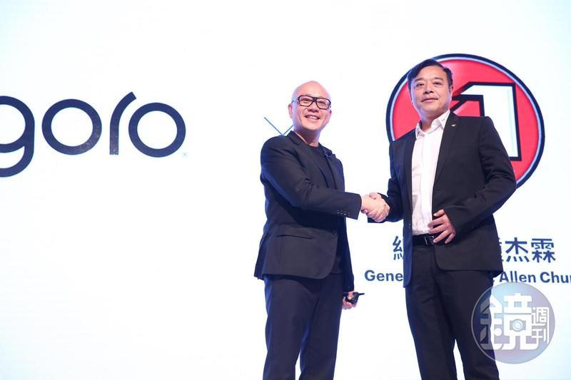 早在2016年2月,宏佳騰就已跟Gogoro啟動洽談合作計畫。