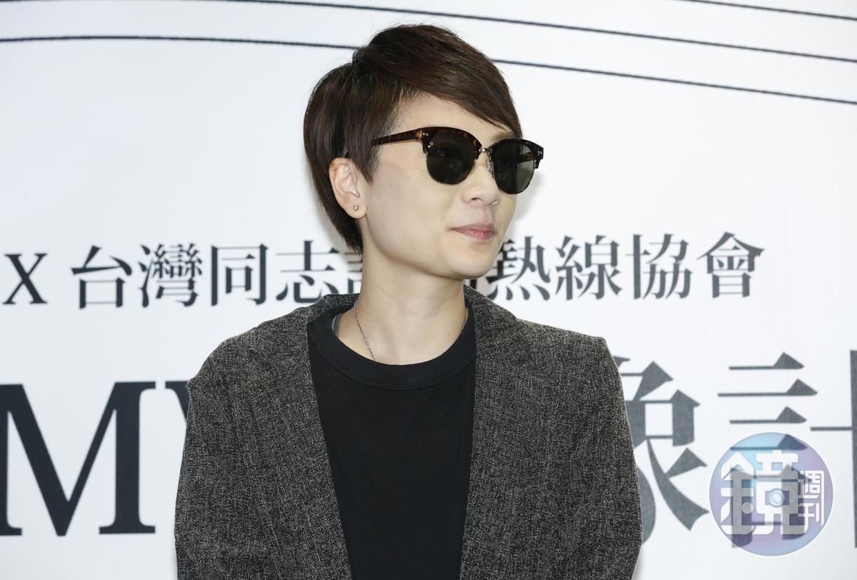 香港歌手王若琪也特地飛來台灣參加發佈會以實際行動支持,成為此計劃唯一的海外歌手代表。