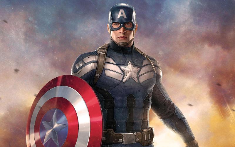 克里斯伊凡演出正義的「美國隊長」大受歡迎,私底下也很有正義感。(翻攝自bustle.com)