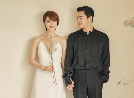 曹政奭和Gummy本月8日宣布婚訊,才短短10天男方就被網友爆料是渣男。(翻攝自Gummy IG)