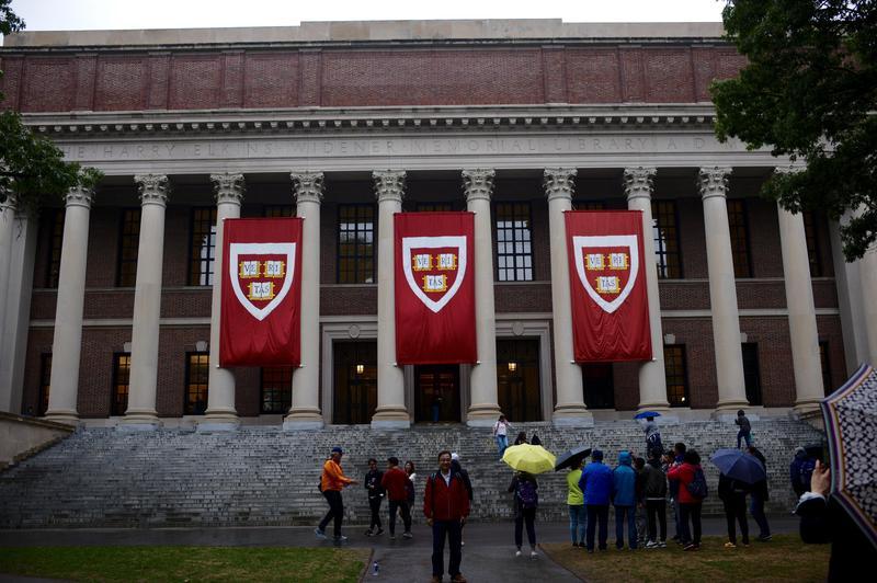 哈佛的入學公平性問題,再度成為媒體焦點。(東方IC)