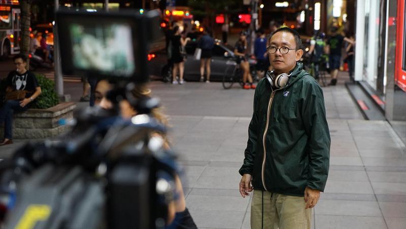 導演何蔚庭新作《幸福城市》採用35釐米底片拍攝。(牽猴子整合行銷提供)