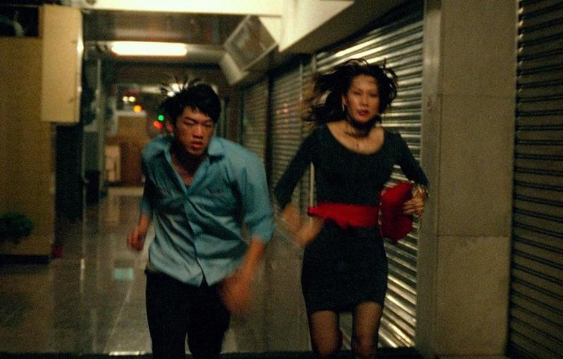 丁寧(右)、謝章穎在今年金馬獎中分別入圍女配角與新演員,演出前花許多時間彩排練習。  (牽猴子整合行銷提供)