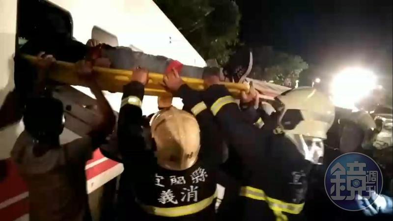 先前台鐵統計,普悠瑪翻覆共造成罹難者22人,但消防署緊急澄清,確定死傷人數為18人罹難、168人輕重傷。
