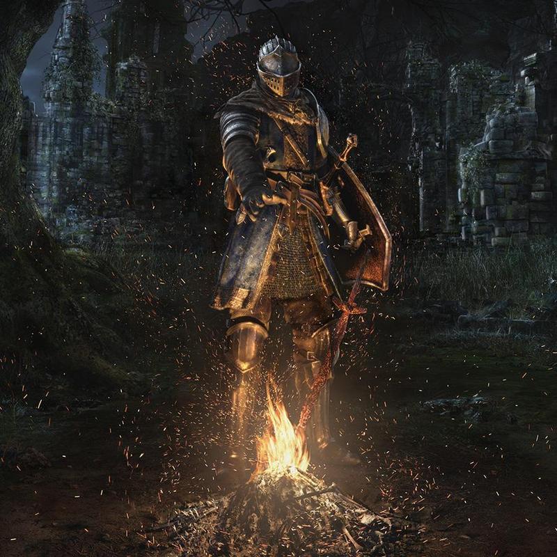 玩《黑暗靈魂》你真的需要很「大顆」的靈魂。