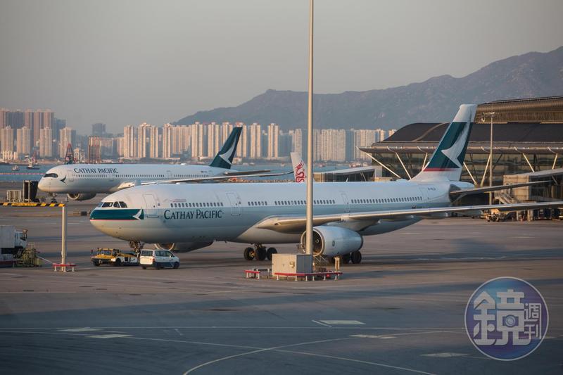 國泰航空與子公司港龍航空發生乘客個資外洩。
