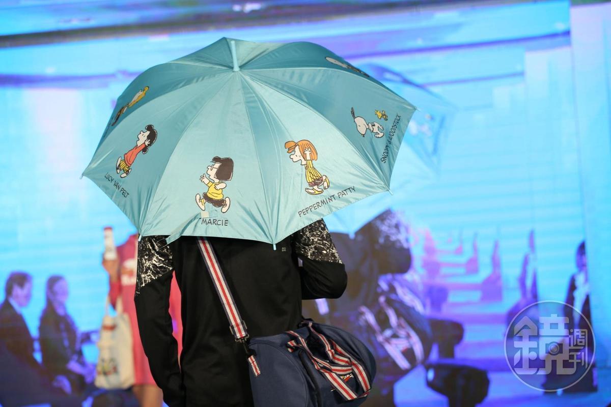 遠東SOGO本次週年慶推出一系列SNOOPY為主題的來店禮。