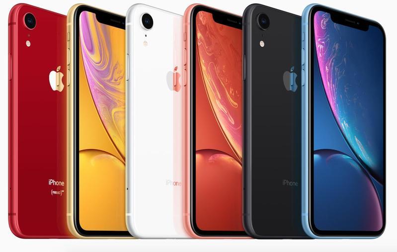iPhone XR將於明(26)日開賣,各家電信及電商都祭出優惠攬客。