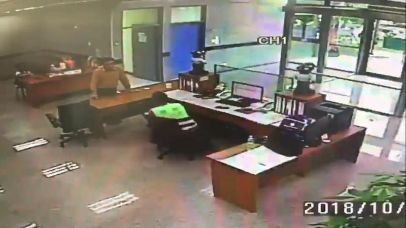 吳男曾向警方報失蹤,但因不符合要件而暫不受理。(翻攝畫面)