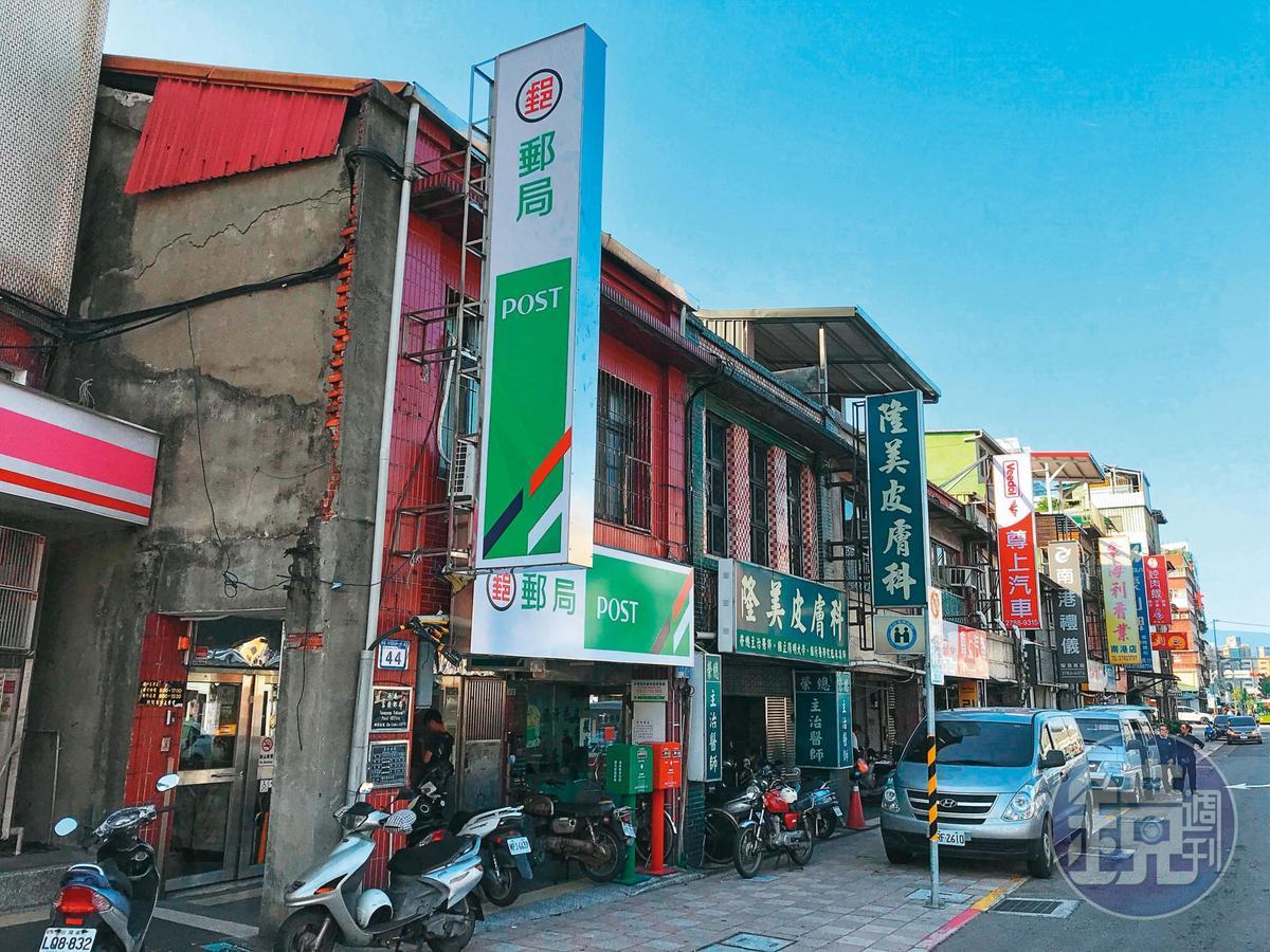 嫌犯以試車名義到北市南港研究院路上的郵局,佯稱要領錢卻開車逃逸。