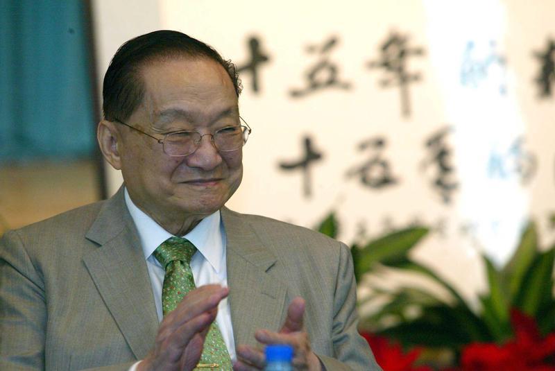 金庸今日下午病逝於香港養和醫院,享年94歲。(東方IC)
