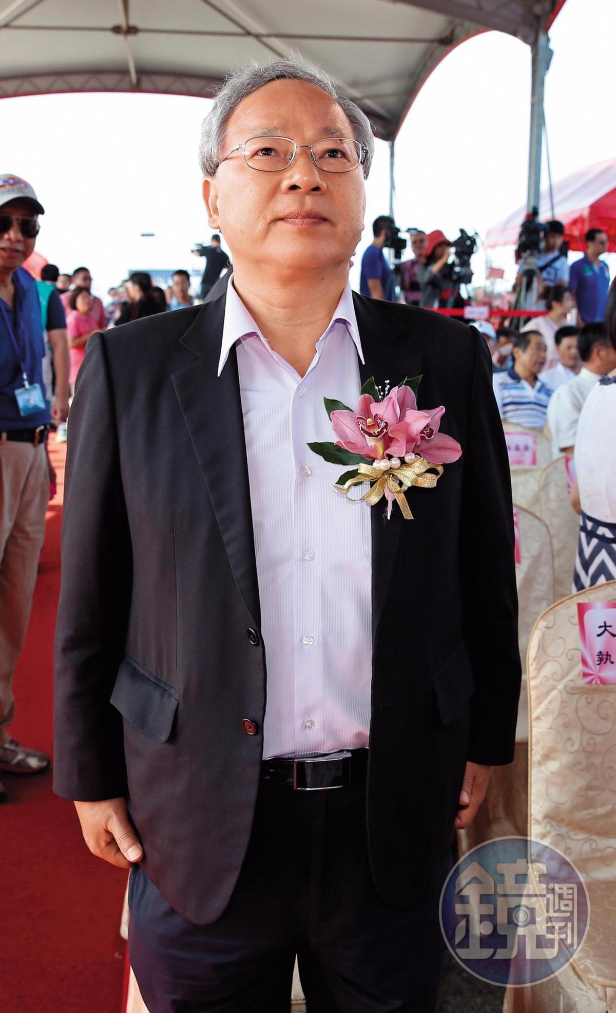 普悠瑪在范植谷(圖)擔任台鐵局長時向日本採購,後來他高升為交通部次長。