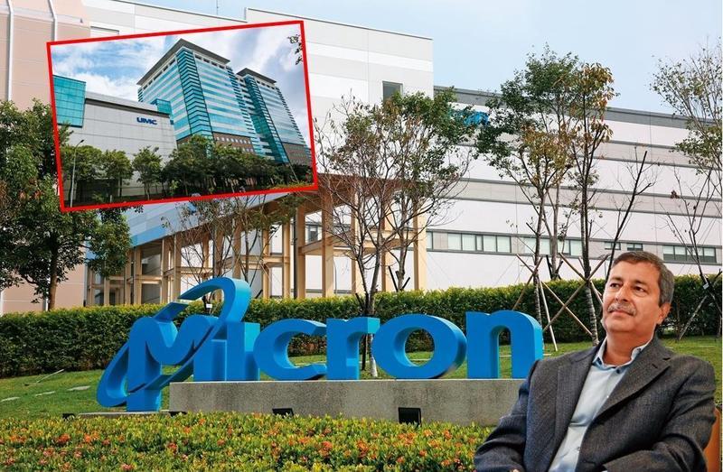 美光總裁兼執行長Sanjay Mehrotra,對於和聯電在台的官司訴訟極具信心,近日還向美國聯邦法院指控聯電涉及經濟間諜罪。(東方IC)