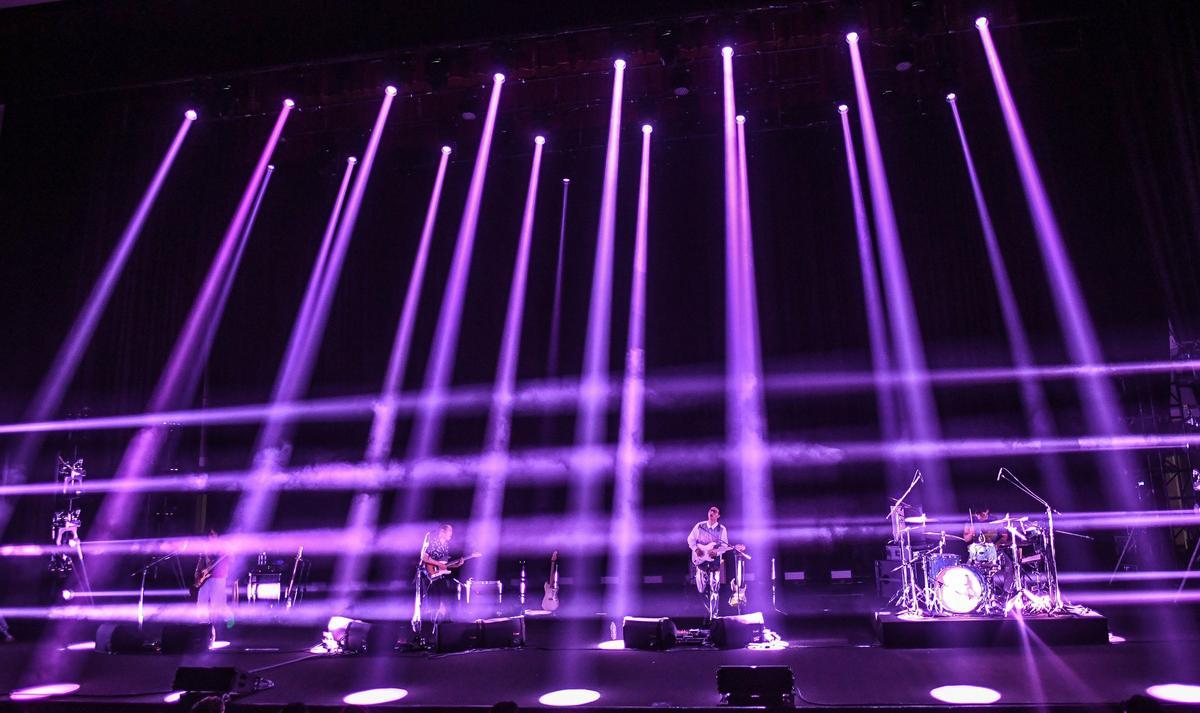 HYUKOH在台北TICC完成台灣巡迴演唱會。(Live Nation Taiwan提供)