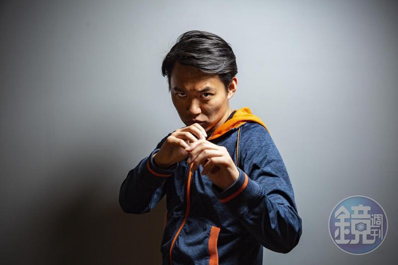 Tokido曾認為自己是世界最強的男人,但遇上梅原大吾後才發現「完全會錯意了」。