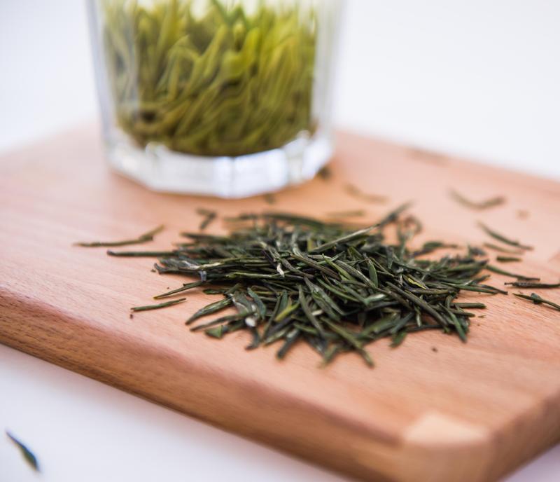 綠茶所含的兒茶素,被認為是一種抗氧化劑。(東方IC)