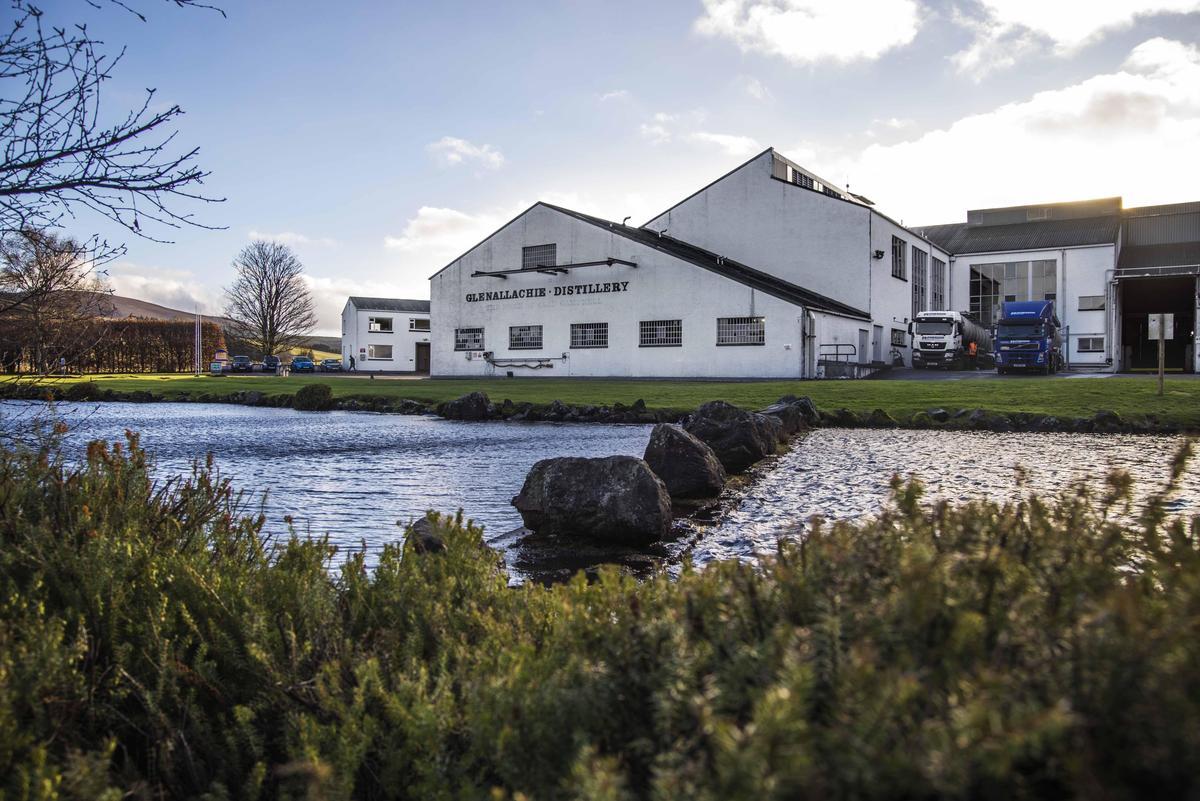「GlenAllachie」是蓋爾語「岩石之谷」之意,位在蘇格蘭斯貝賽地區,擁有Henshead的純淨水源。(常瑞提供)