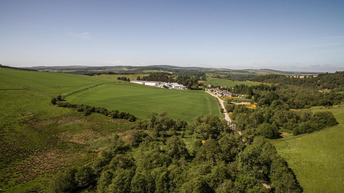 艾樂奇位在酒廠林立的蘇格蘭斯貝賽地區,也突破設備限制,開始釀造此區少見的泥煤產品。