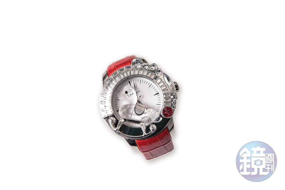 Galtiscopio小馬手錶,NT$32,000。