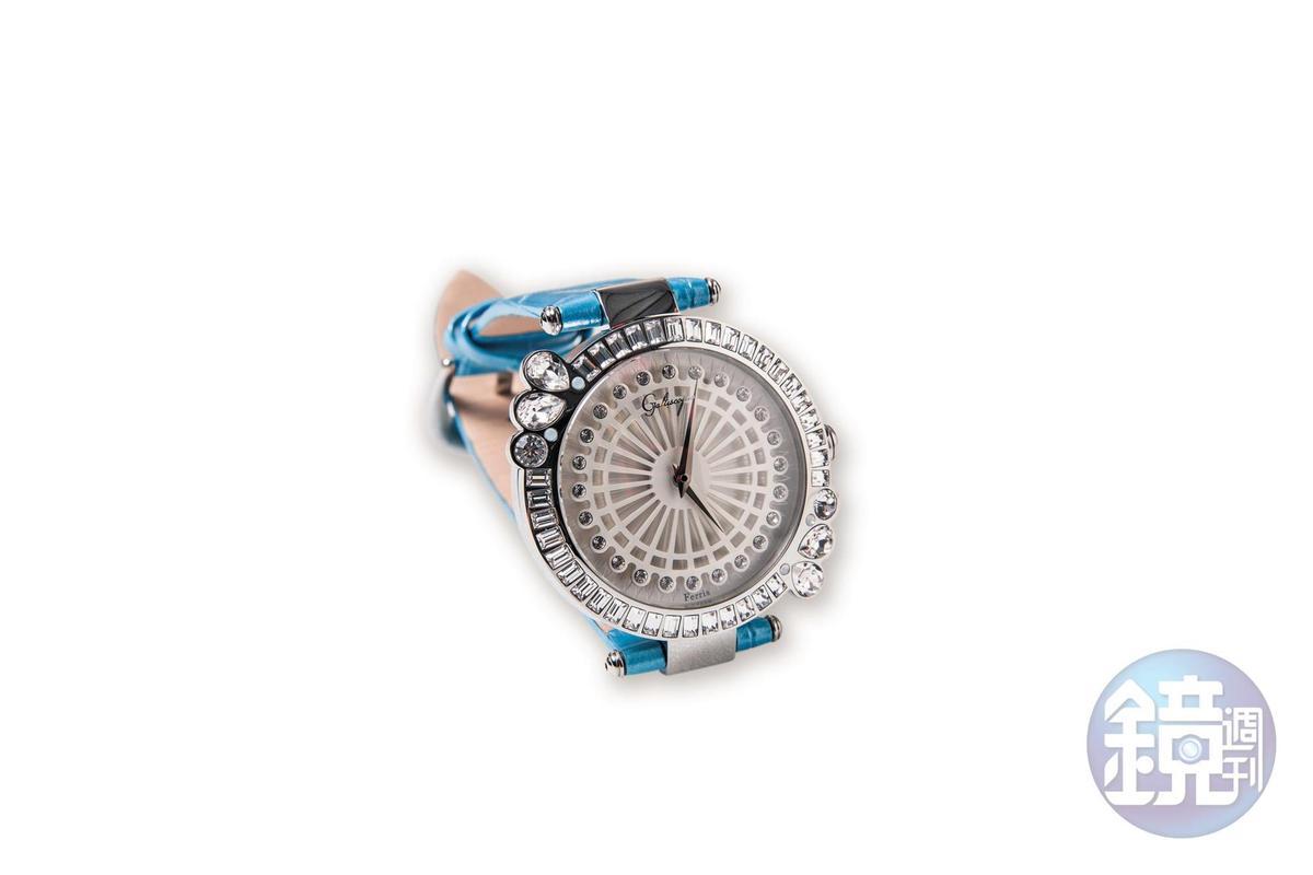 Galtiscopio摩天輪系列手錶,NT$31,600。