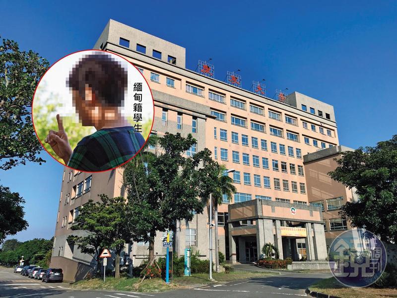 台南校區租約到期,加上招生不理想,不堪虧損的康寧大學決定將降格為專科。
