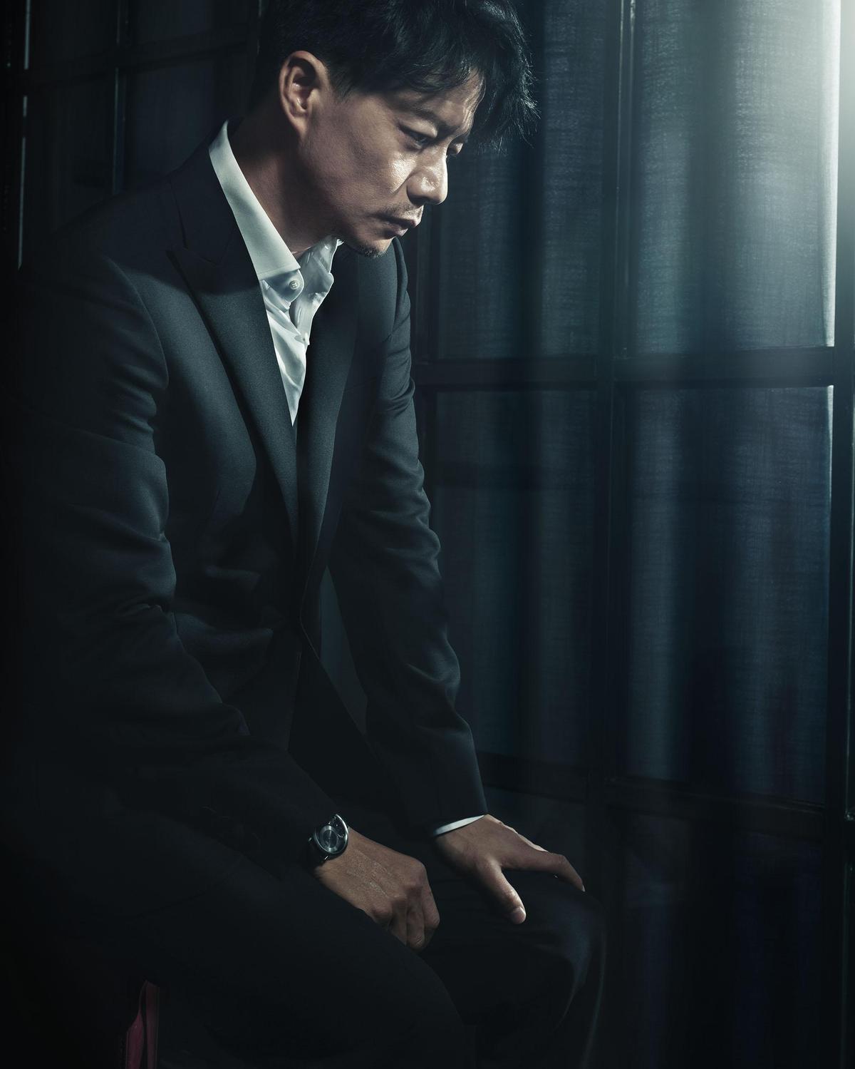 段奕宏在《暴雪將至》的精彩演出,加上東京影帝的加持,令他成為本屆影帝大熱門。(金馬執委會提供)