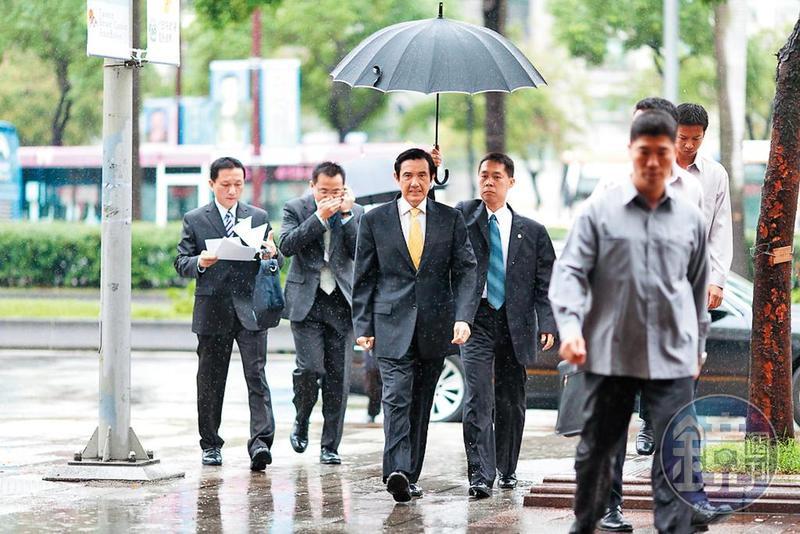 林姓隨扈曾站在前總統馬英九的首道護衛防線,持毒曝光後隨即辦理退伍。圖非當事人。